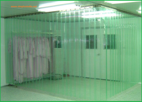 PVC Industrial Curtain