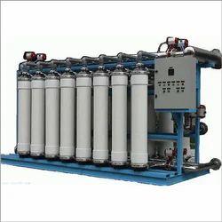 Water Ultrafiltration Plant