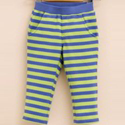 Yarn Striped Baby Pant