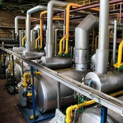 Cooling and Boiler Water Treatment Plant
