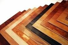 Laminated Wooden Flooring Tiles & Ply