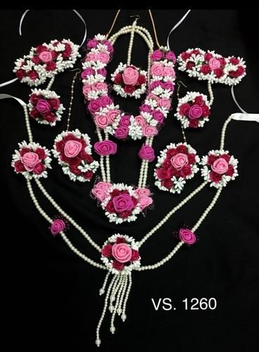 Artificial Flower Jewellery For Baby Shower In Thane Best Flower Site