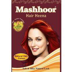 Hair Henna Brown