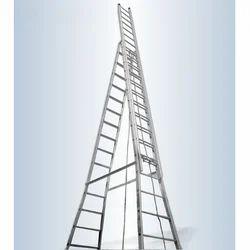Aluminum Self Supporting Folding Ladder