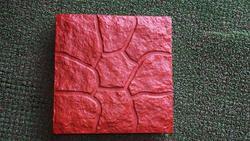 Rock Square Paver Moulds
