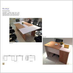 Benchmark Series Wooden Bench
