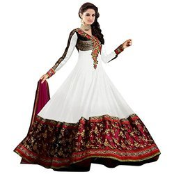 Heavy Designer Anarkali Suit For Parties