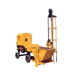 Tower Hoist Concrete Lift