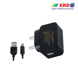 TC 28 Micro USB Black Charger
