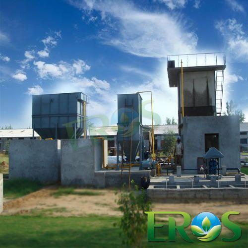 Effluent Treatment Plant for Food Processing Units