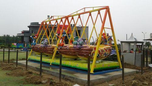 Woody Swing Amusement Ride