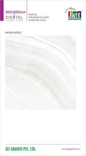 Ancina Marble Polished Glazed Vitrified Tile