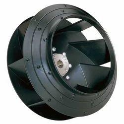 Backward Curved Fan Impeller