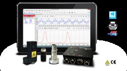 DigivibeMX M20 Vibration Analyzer