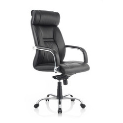 Dark Black Executive Chair