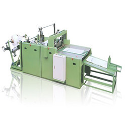 automatic woven sack cutting machine for laminated bag