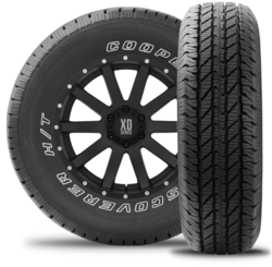 Cooper Tyres Discoverer HT OWL 275-60R17