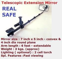 Telescopic Extension Mirror