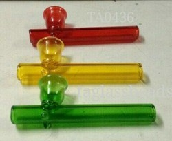 Small Glass Steam Roller Pipe