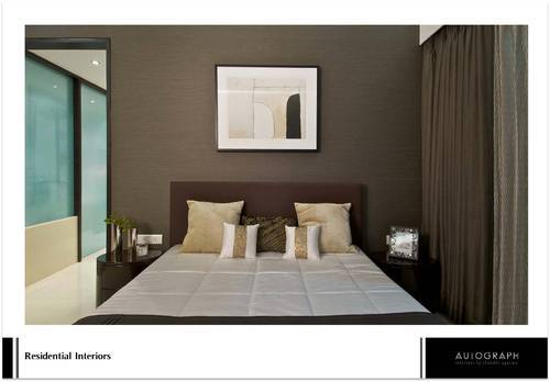 Residence Interior Designing Services