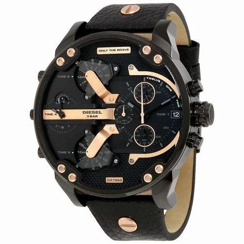 Mens watches - Diesel Wrist Watch For Men 7A DZ7350 Big Daddy watxh ... 032ac7a9674