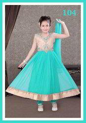 Girls Fancy Anarkali Suit