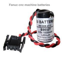 Fanuc CNC Machine Batteries