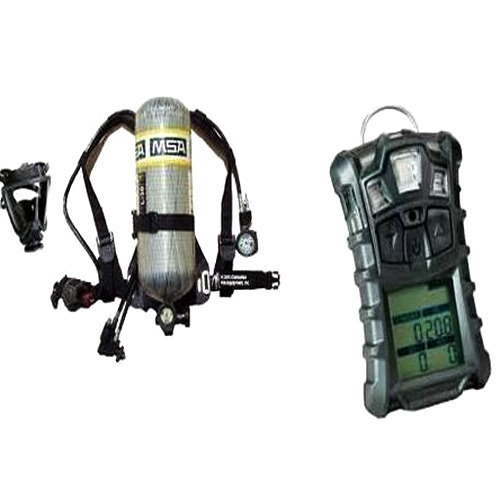 Breathing Apparatus and Gas Detector