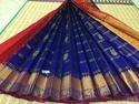 Silk Cotton Thousand Butta Saree