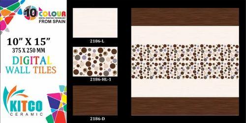 Decorative Wall Tile - Ceramic Tile Manufacturer from Morbi