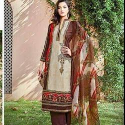 Kesar Karachi Suit