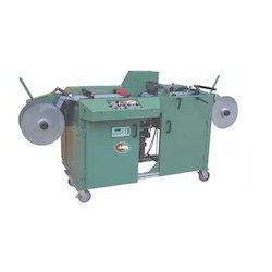 Ultrasonic Label Slitting Machine