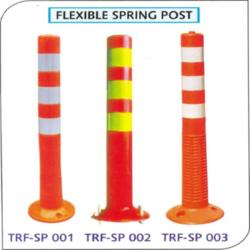Flexible Spring Post