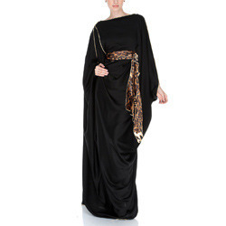 cheetah print burka