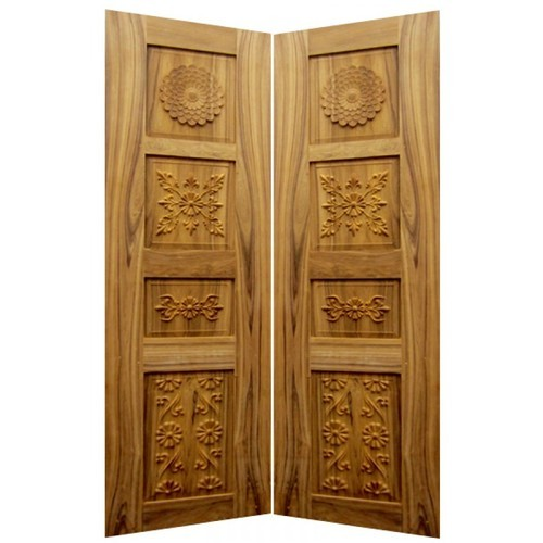 Teak Wood Double Door - Manufacturers u0026 Suppliers of Pure Teak Wooden Double Door  Double Teak Wood Door  sc 1 st  IndiaMART & Teak Wood Double Door - Manufacturers u0026 Suppliers of Pure Teak ...