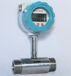 Turbine Flow Meter with 4 To 20 MA Output