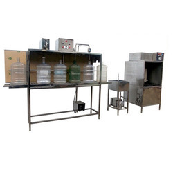 20 Ltr Automatic Jar Filling Machine RFC Machine
