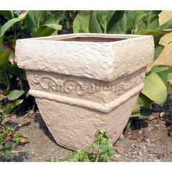 Stone Art Planter (Vertical)