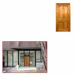Wooden Door for Offices