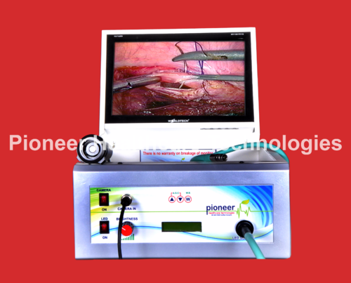 Portable Mobile Endoscopy Unit 3 in 1 (Operative)
