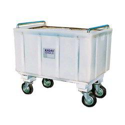 Fibre Wash Room Trolley