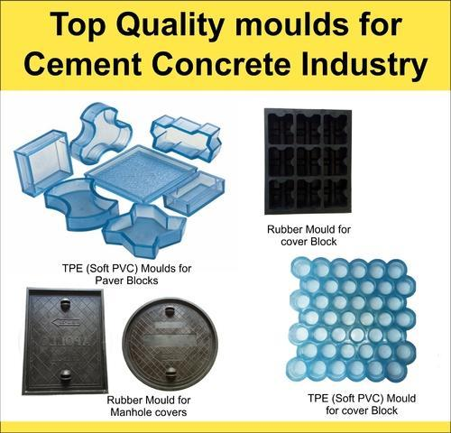 Top Quality Moulds For Cement Concrete Industry