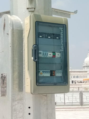 IP 65 Water Proof Electric Panels & Electrical Control Panel Service ...