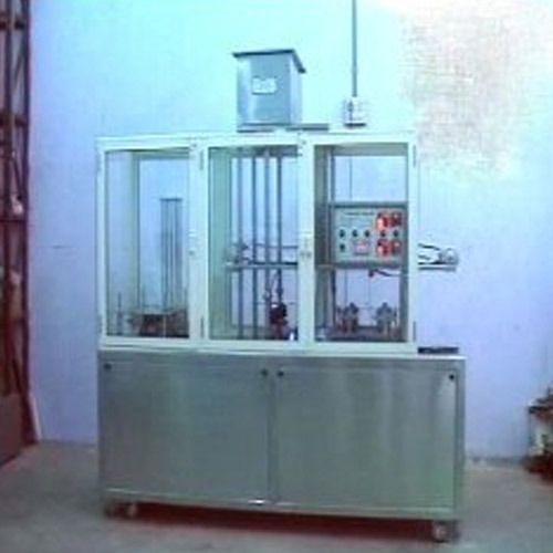 Glass Rinsing Filling Sealing Machine