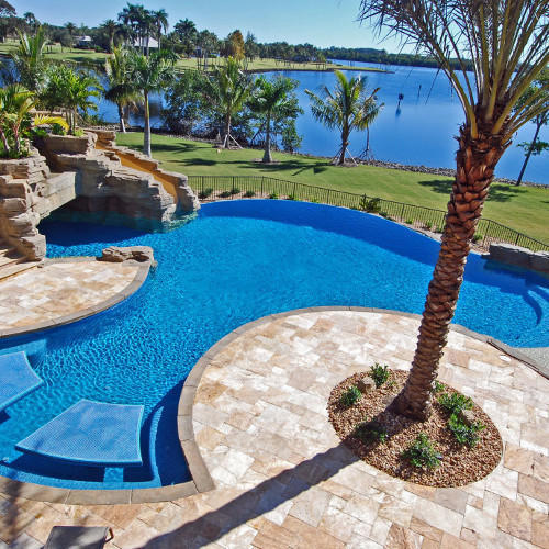 Dolphins Kids Pool Construction Services