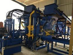Concrete Brick and Block Making Machines