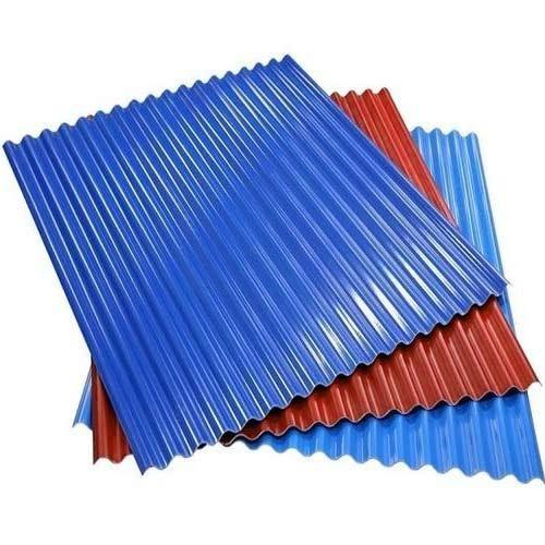 Profile Coated Sheet - Color Cladding Sheets Manufacturer from Nagpur