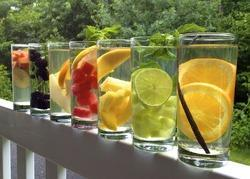 Flavours For Flavoured Water