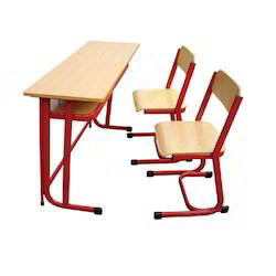 Double Seater Kids Furniture