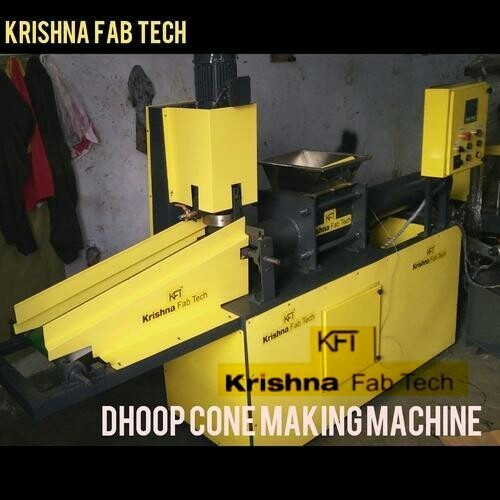 High Production Dhoop Cone Machine